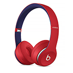 Beats Solo3 Wireless Headphones Club Collection - Club Red