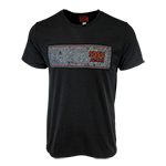 SDSU Aztecs Calendar Band Tee-Black