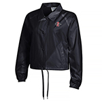 SD Spear Women's Coaches Jacket - Black