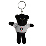 SD Spear Plush Panther Keychain
