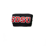 Women's SDSU Bandeau Top - Black