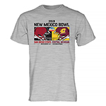 2019 New Mexico Bowl Tee - Oxford