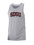 SDSU Aztecs Tank - Oxford Gray