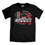 2020 Mountain West Champions Tee - Black
