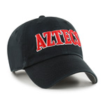 Aztecs Clean Up Cap - Black