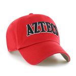 Aztecs Clean Up Cap - Red