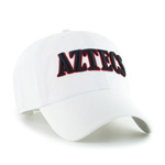 Aztecs Clean Up Cap - White