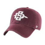 SD Spear Adjustable Cap - Maroon