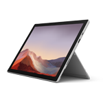 Microsoft Surface Pro 7:  1.1GHz, Quad-Core 10th-Gen Intel i5 Processor, 8GB RAM, 128GB SSD - Platinum