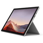 Microsoft Surface Pro 7: 1.2GHz, Dual-Core 10th-Gen Intel i3 Processor, 4GB RAM, 128GB SSD - Platinum