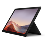 Microsoft Surface Pro 7: 1.3GHz, Quad-Core 10th-Gen Intel i7 Processor, 16GB RAM, 256GB SSD - Black