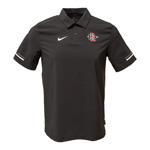 2020 Nike Sideline Elite SD Spear Polo - Black