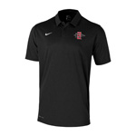 2020 Nike Sideline Early Season SD Spear Polo - Black