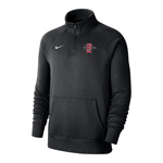 2020 Nike Sideline SD Spear Club 1/4 Zip - Black