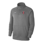 2020 Nike Sideline SD Spear Club 1/4 Zip - Gray