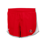 2020 Girl's Nike Sideline SD Spear Tempo Short - Red