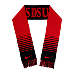 2020 Nike Sideline Scarf - Red/Black