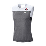 2020 Women's Nike Sideline SD Spear Breathe Tank - Gray