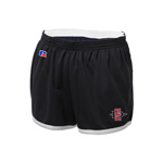 Women's SD Spear Mesh Short - Black