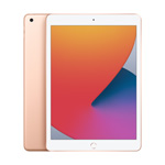 "Apple 10.2"" iPad (8th Generation) Wi-Fi, 128GB  - Gold"