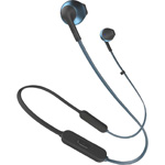 JBL Tune 205 Wireless Earbuds With Mic - Blue