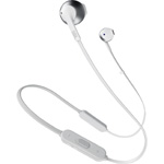 JBL Tune 205 Wireless Earbuds With Mic - Silver