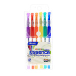 Bazic Glitter Gel Pens 6pk - Assorted Colors
