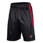Boy's Under Armour Basketball Short - Black/Red