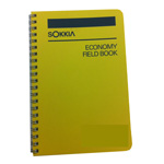 Sokkia Soft Cover Economy Field Book