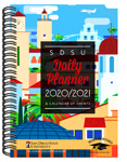SDSU 2020-2021 Mortar Board Daily Planner & Calendar of Events