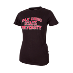 Women's San Diego State Classic Tee-Black