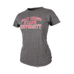 Women's San Diego State Classic Tee-Graphite