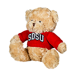 SDSU Plush Bear Elliott