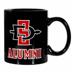 SD Spear Alumni Mug-Black