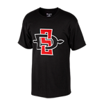 SD Spear Classic Tee-Black