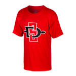 SD Spear Classic Tee-Red