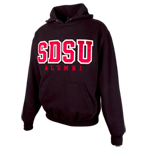 Big Cotton Alumni Hood-Black
