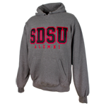 Big Cotton Alumni Hood-Gray