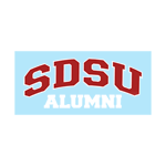 SDSU Alumni Decal