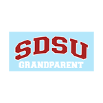 SDSU Grandparent Decal