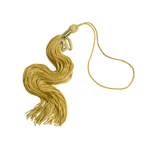 Doctoral Old Gold Tassel