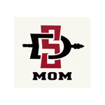 SD Spear Mom Decal