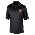 Under Armour SD Spear Polo-Black