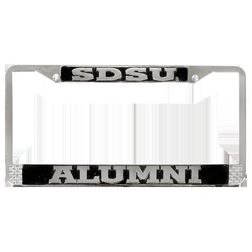 Alumni Desert Cactus Mercyhurst University Lakers NCAA Metal License Plate Frame for Front or Back of Car Officially Licensed