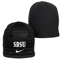 shopaztecs - 2015 Nike Sideline Training Knit Beanie 09b3c071b8b