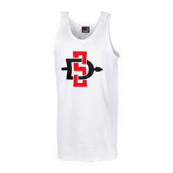 SD Spear Classic Tank-White