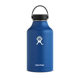 Hydro Flask 64 oz Wide Mouth Bottle-Navy