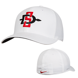 Nike Swoosh Flex SD Spear Cap-White. View Larger Image 68b5188af0ca