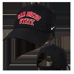 shopaztecs - Nike San Diego State Adjustable Cap dbce6a6501b