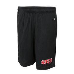 Youth SDSU Aztecs Mesh Shorts